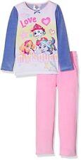 Pyjamas en velours Taille 5 - 6 ans pour fille de 2 à 16 ans