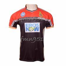Ipl2018 Ipl 11 Rcb Royal Challengers Bangalore Jersey Shirt Shirts T-Shirt Adult