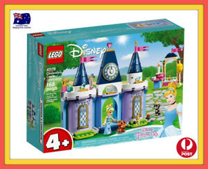 LEGO Cinderella's Castle Celebration 43178   Disney   Brand New and Sealed.