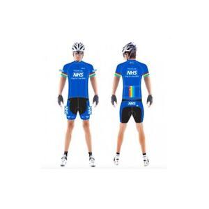 NHS Thank you man Cycling bibshort Bicycle Sportswear short Clothing