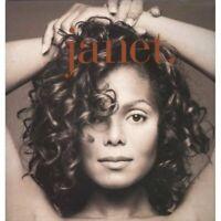 Janet Jackson 2 Lp Vinile Janet / Virgin V 2720 0777 7 88065 1 6 Gatefold Nuovo