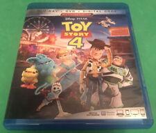 Toy Story 4 (Blu-ray/Dvd, 2019, 3-Disc Set, Includes Digital Copy)