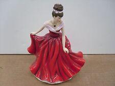 Royal Doulton Birthstone January-Garnet Birthday Wedding Nib Hn5626