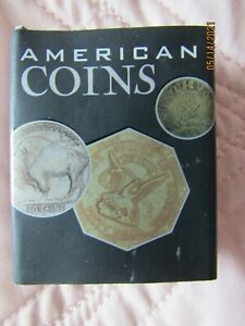 American Coins by Ariel Books Staff (1996, Hardcover) Tiny Tomes