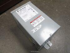 Allen Bradley 1497D-A13-M14-0-N Transformer 2KVA 1PH, 240x480V Pri, 120/240V Sec