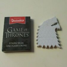 BRAND NEW HBO GAME OF THRONES STARK SIGIL USB FLASH DRIVE - LOOT CRATE EXCLUSIVE