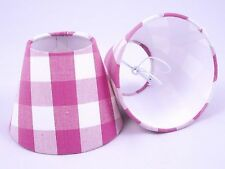 Fabric Traditional Clip - on Lampshades & Lightshades