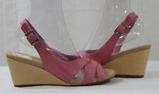 UGG Australia ladies lovely Wedge heel shoes sandals Brand new Sz 8.5