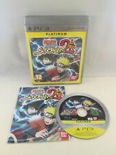 Sony Playstation 3 PS3 - Naruto Shippuden Ultimate Ninja Storm 2 Platinum