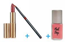 Estée Lauder Shimmer Red Lipsticks