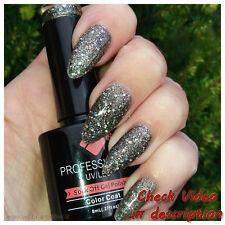 1226 VB™ Line Dark Diamonds Glitter - 8ml nail gel polish - from www-vbline-net