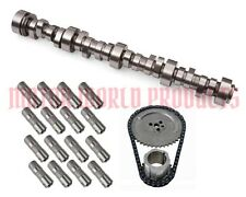 2000 - 2006 GM Vortec 4.8 5.3 roller Camshaft and Roller lifters, timing chain