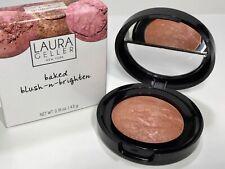 Laura Geller Baked Blush N Brighten PINK GRAPEFRUIT Full Size New In Box 0.16oz