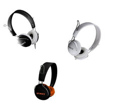 On Earz Lounge Headphones On-Ear Earphones Compatible with iPod, iPhone, MP3