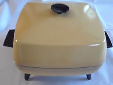 Electric Fry Pan Skillet Buffet Server Warmer - WARDS SIGNATURE 1255W Immersible