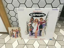 Clueless Movie Film new Laser Disc & postcard Alicia Silverstone Brittany Murphy