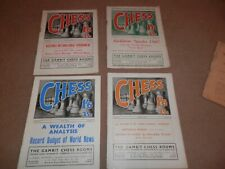 Chess Magazine Complete year 1946 Jan to Dec