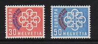 Switzerland - #376-77, mint, cat. $ 40.00