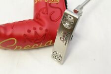"Mint RH Titleist Scotty Cameron Special Select Newport 2 34"" Putter +HC"