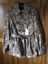 Burberry (Thomas) ladies short coat small (up to 38 inch) NWT