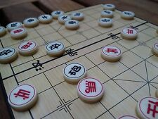 "Chinese Chess, Xiangqi, 6.5"" magnetic foldable board"