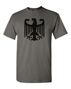 German Eagle Oktoberfest T Shirt Bundesrepublik Deutschland Bundesadler Germany
