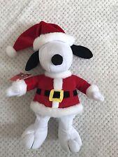 Snoopy Plush Hallmark Christmas Peanuts Collection #N3-1