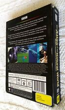 BBC Atlas Of The Natural World (DVD, 6-DISC BOX SET) R-4, LIKE NEW, FREE POSTAGE