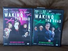 Waking The Dead BBC TV DVD Set Seasons 2 And 3 Waking The Dead Seasons 2 And 3
