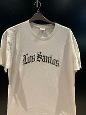 Grand Theft Auto V White Los Santos T-Shirt (Large)