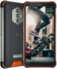 """Blackview 8500mAh Batterie BV6600 Smartphone Débloqué 64Go ROM Écran 5.7"""" HD"""