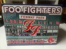 Foo Fighters 2018 Fenway Park Bobblehead Red Sox Boston Bobble Pearl Jam Nirvana