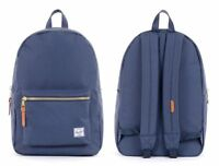 Herschel Supply Co Backpack Settlement Navy Skate School Travel Bag