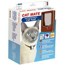 Replacement Flap Holder Cat Cate Mate Electromagnetic Brown