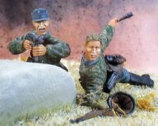 "Jaguar 1/35 ""Firefight Kursk 2"" German Infantry Heavy Fire 1943 (2 Figs.) 63036"