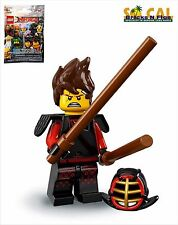 LEGO The Ninjago Movie Minifigures Series 71019 Kai Kendo - NEW