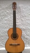Beautiful Vintage 1950's TRANQUILO GIANNINI 107 BRW Classical Guitar. RARE!