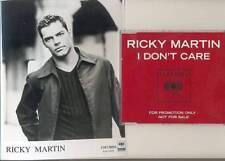 Ricky Martin Single Promo Music CDs & DVDs