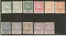 SERBIA 1880 MNH set King Milan; excellent, shades, see scanes and description!