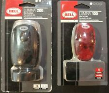 Bell Lumina 200 Headlight & 100 Tail Light Set - NEW