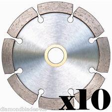 "10 - 4.5"" PRO GRADE DIAMOND TUCKPOINTING GRINDING BLADE"