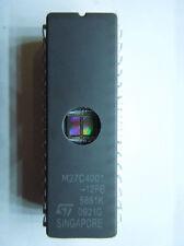 50Pcs M27C4001-12F6 IC DIP 32  EPROM NEW