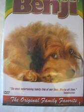Joe Camp's Benji DVD, 2004  Original Family Favorite MS20
