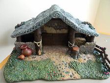 Village Star Of Hope Creche Plus Extras!- Thomas Kincade Nativity - HV
