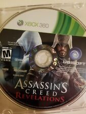 Assassins Creed Revelations (Microsoft Xbox 360) Disc Only Fast Free Shipping