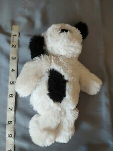 TY attic treasures - Muggy - black & white puppy dog      (5/4)