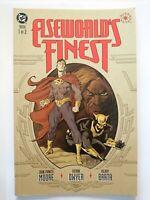 DC | ELSEWORLD'S FINEST | BOOK 1 OF 2 (1997) | Z 1-2 FN