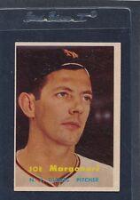 1957 Topps #191 Joe Margoneri Giants VG/EX 57T191-111515-4