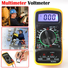 SplinkTech 1844PCS Digital Multi-Meter Voltmeter Ammeter AC DC OHM Current Circuit Tester