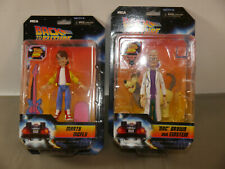 Neca Toony Classics Back to the Future Marty Doc & Einstein Serie 1 (KB)O